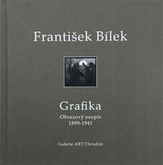 František Bílek - grafika - Obrazový soupis 1899 - 1941