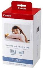 Canon Foto papier KP-108IN, 10x15 cm, 108 listov (3115B001)