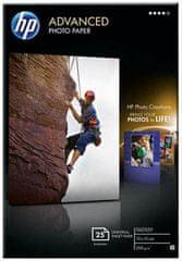 HP Foto papier Advanced Photo Paper, Glossy, 10 x 15cm, 25 listov (Q8691A)