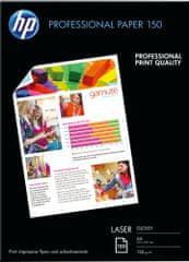 HP Professional Lasar Photo Paper, A4, 150 g/m2, 150 listov (CG965A)