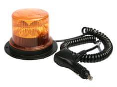 MULTIPA Maják oranžový 36 LED 10 - 30 V, 7 funkcií, MULTIPA