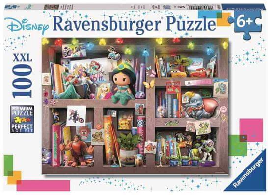 Ravensburger Slagalica Polica za knjige, 100 komada
