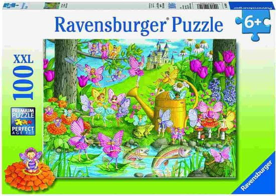 Ravensburger Slagalica Leptir, zemlja iz bajke, 100 komada