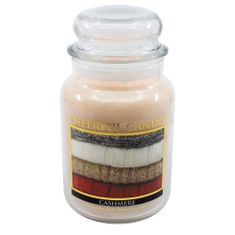 Cheerful Candle CASHMERE 24 OZ