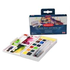 DERWENT Inktense 2302636 sada akvarelových barev 12 ks #01