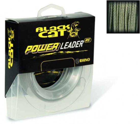 Black Cat Náväzcová šnúra Power Leader 20m - 100kg