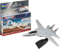 """Revell F-14 Tomcat """"Top Gun"""" model letala, set za sestavljanje, 1:72"""