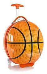 Heys Kids Sports Luggage Basketball 13092-3802-00 oranžová/černá