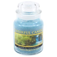 Cheerful Candle BAMBOO WATERFALL 6 OZ