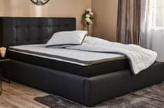Dormeo Black Diamond posteljni nadvložek, 90 x 200 x 4 cm