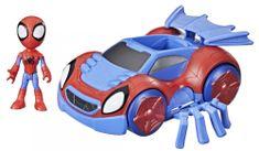 Spiderman SAF figurica z vozilom - Web Crawrel