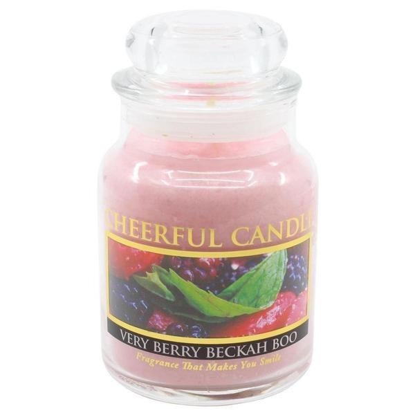 Levně Cheerful Candle VERY BERRY BECKAH BOO 6 OZ