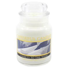 Cheerful Candle 3 SHEETS TO THE WIND 6 OZ