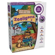Happy puzzle comp. Školáci - logická hra - ZOOLIGANS