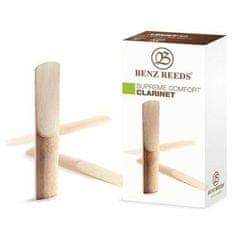Benz Reeds Comfort, B klar. hrúbka 2,5, 5ks / bal
