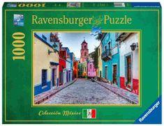 Ravensburger sestavljanka Mexico, 1000 delov (16557)