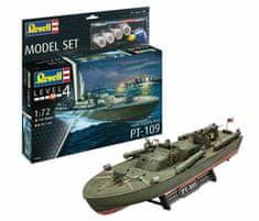 Revell Patrol Torpedo Boat PT-109 model ladje, set za sestavljanje, 1:72