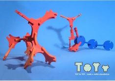 Toyformat TOY to TOY stavebnice