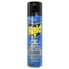 Raid sprej proti letečim insektom, 400 ml