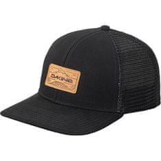 Dakine Férfi csúcs baseball sapka Peak To Peak Trucker 10002471-W22 Black