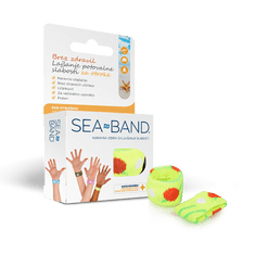 Sea Band akupresurni zapestni trak – otroški, Zapestnica proti slabosti
