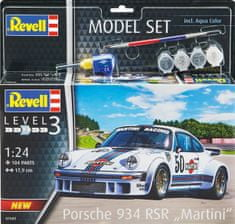 """Revell 934 RSR """"Martini"""" model avtomobila, set za sestavljanje, 1:24"""