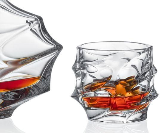 Bohemia Jihlava Bohemia Jihlava karafa na whisky Calypso 800 ML