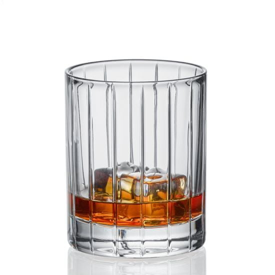 Bohemia Jihlava Bohemia Jihlava sklenice na whisky Caren 320 ML 6KS