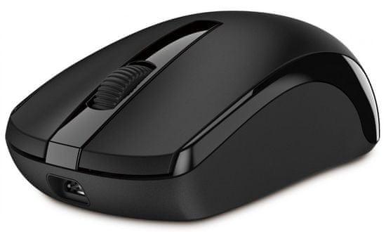 Genius ECO-8100, bezdrátová, černá (31030004400)