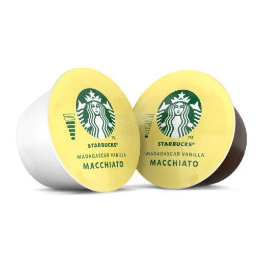 Starbucks Vannila Macchiato kapsule kave, 132 g, 3/1