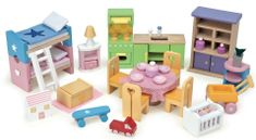 Le Toy Van Nábytek Starter kompletní set do domečku