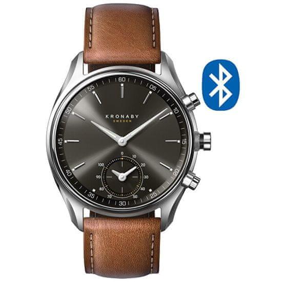Kronaby Vodotesné Connected watch Sekel S0719/1