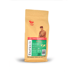 KÁVOHOLIK káva Štefánik - Mexiko, 100% arabika, 1kg, zrno