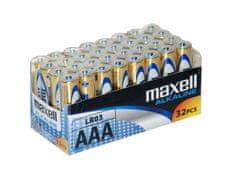 INE Maxwell | Alkaline AAA 32-Pack