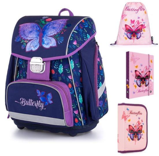 Karton P+P Iskolai szett Premium Pillangó