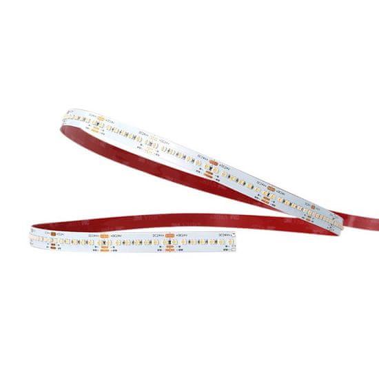 AULIX LED pásik CCT 24V 19,2W / m 420 ľad / m 2200-6500K max 1504lm / m plus 90Ra 120d 10mm IP20 CHCCT24