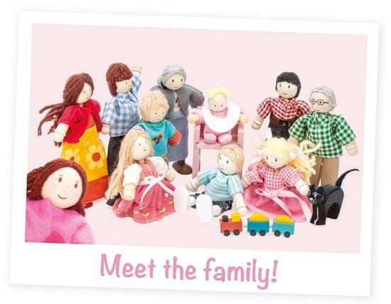 Le Toy Van Postavičky moja rodinka