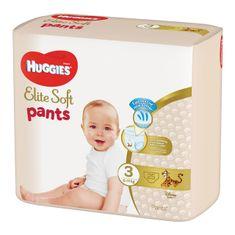 Huggies Elite Soft Pants č.3 - 25 ks