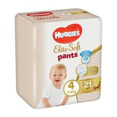 Huggies Elite Soft Pants č. 4 - 21 ks