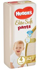 Huggies Elite Soft Pants č. 4 - 42 ks
