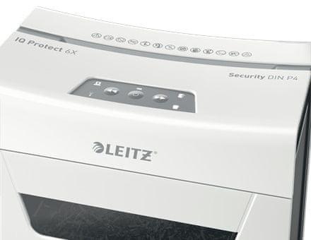 Leitz IQ Protect Premium 6X P4 (80900000)