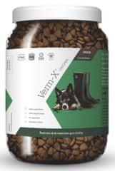 Verm-X Přírodní granule proti střevním parazitům pro psy 650 g