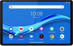 Tab M10 Plus, 4GB/64GB, Wi-Fi, Platinum Grey
