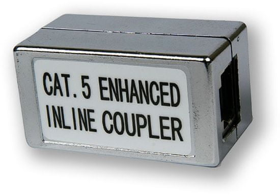 LAN-TEC AC-130 IC C5E/S - spojka Inline Coupler CAT5E/stíněná