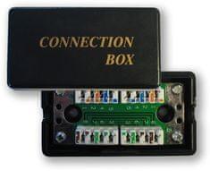 LAN-TEC AC-210 CB C5E - spojovací krabice CAT5E