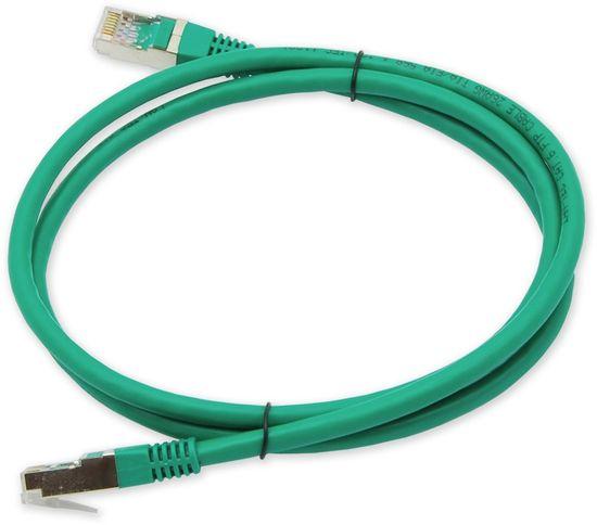 LAN-TEC PC-801 C6 FTP/1M - zelená - propojovací (patch) kabel