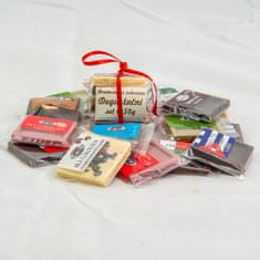 Pražírna Drahonice Degustační set čokolád 6x10g