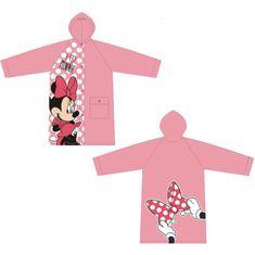 Arditex Dětská pláštěnka Minnie Mouse Velikost: 6 let