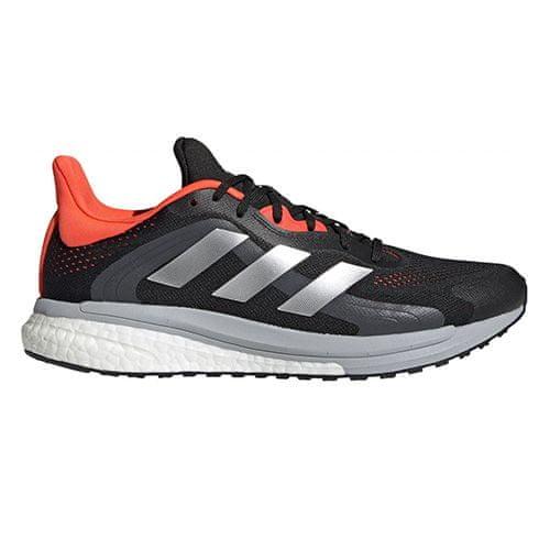Adidas SOLARNI GLIDE 4 ST M, SONČNI GLIDE 4 ST M | FY4108 | CBLACK / GRETWO / SOLRED | 9-