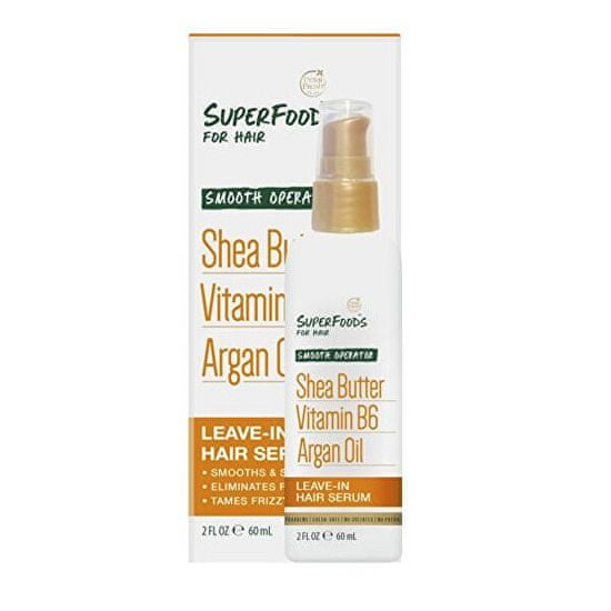 Smooth Opearator sérum - bambucké maslo, vitamín B6 a arganový olej 60 ml